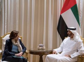 أبوظبي ستستضيف مقر قيادة تحالف أوروبي بحري في الخليج