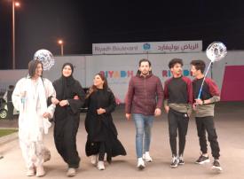 منصة تيك توك تتعاون مع موسم الرياض