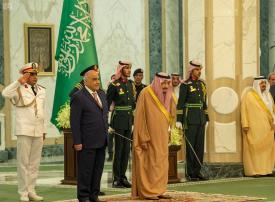 الملك سلمان يتصدر الترند السعودي
