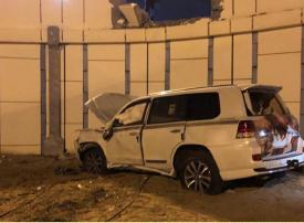 وفاة إماراتي وإصابة 7 آخرين في حادث مروع على جسر بني ياس