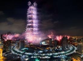 في دبي.. «بنتهاوس» بـ 80 ألف درهم لوداع عام 2019