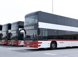 حافلات دبي تحقق ريادة عالمية بمعدل تشغيلي يبلغ 89%