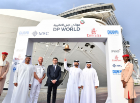 اتفاقية بين موانىء دبي وشركة إم إس سي الإيطالية لجذب مليون سائح للإمارة