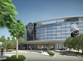 جزيرة ياس بأبوظبي تحتضن أول فندق من علامة وارنر براذرز بالعالم