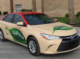 90 % من سيارات الأجرة بدبي ستكون كهربائية أو هجينة بحلول عام 2026