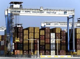 موانئ أبوظبي تخطط لتوسعة ميناء خليفة باستثمار 3,8 مليار درهم