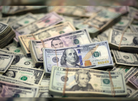 84.7 % حصة الدولار من مطالبات النقد الأجنبي بالبنوك الإماراتية