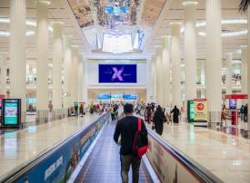 إطلاق نظام «التسجيل التلقائي» لتجنيب زوار دبي طوابير فحص بصمة العين