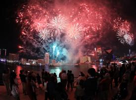 «تخفيضات لمدة 12 ساعة» تصل إلى 90% في مهرجان دبي للتسوق