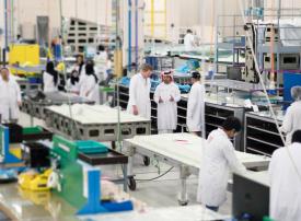فيديو: مجلس الوزراء يعتمد سياسة الإمارات للصناعات المتقدمة