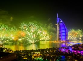 أبرز 25 فعالية للاحتفال برأس السنة من مهرجان دبي للتسوّق و جدول فعاليات دبي