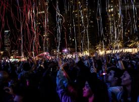 أكثر من 25,000 شخص في ثاني أيام الحفل الافتتاحي لمهرجان دبي للتسوّق