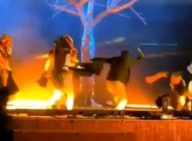 فيديو: الإعدام لطاعن أعضاء الفرقة المسرحية بحي الملز بالرياض