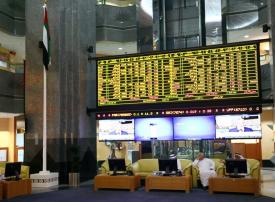 12.5 مليار درهم صافي استثمارات الأجانب «غير العرب» في الأسهم الإماراتية