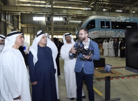 تجريبياً.. طرق دبي تستخدم طائرات مسيرة في تفتيش أنفاق المترو