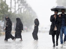 طقس السعودية: أمطار رعدية ورياح نشطة في عسير والشرقية والرياض ومكة