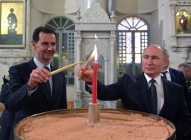 هل سيلبي ترامب دعوة الأسد لزيارة دمشق ؟