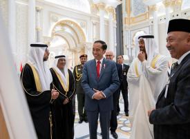 الإمارات وإندونيسيا توقعان اتفاقيات بقيمة 23 مليار دولار