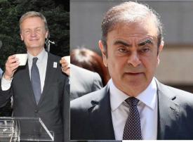 """كارلوس غصن: السفير الفرنسي لوران هو من أبلغني بـ """"انقلاب نيسان"""" ضدي"""