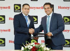 اتفاقية بين «هانيويل» و «اتصالات مصر» لتزويد العاصمة الإدارية بتقنيات فائقة التطور