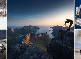 الصور الفائزة في مسابقة مصور السفر لعام 2019