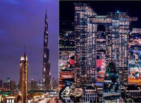 إعمار تحتفل رسمياً بافتتاح  العنوان سكاي فيو الأيقونة الجديدة في أفق دبي