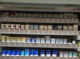 السعودية: السماح لكل شخص بإدخال 100 باكيت سجائر أو 10 كروز