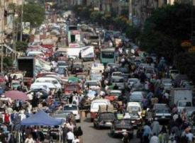 سكان مصر يقتربون من 100 مليون وهو ما يضع ضغوطا على الموارد والوظائف