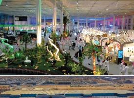 البداد تتوج مشاريعها في السعودية بمركز الرياض التجاري العالمي