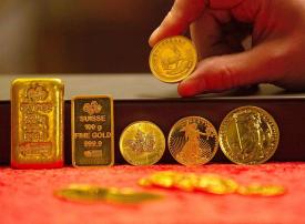 الذهب يهبط 1% وسط تحرك الصين للحد من أضرار فيروس كورونا