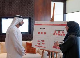 حمدان بن محمد يعتمد وثيقة مبادئ السلوك الوظيفي في حكومة دبي