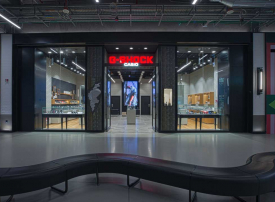 كاسيو تفتتح في 'دبي مول' أكبر متجر لساعات  جي شوك بالشرق الأوسط