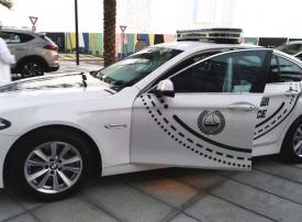 دبي..  أول دورية شرطة ذكية متصلة بشبكة الجيل الخامس
