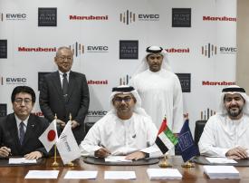 أبوظبي للطاقة تعلن إنشاء أكبر محطة حراريّة مستقلة لتوليد الكهرباء في الإمارات