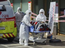 بعد الصين.. كوريا الجنوبية تعلن ارتفاع إصابات فيروس كورونا