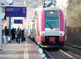 أول دولة في العالم.. لوكسمبورغ تتيح وسائل النقل العامة مجانا