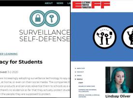 إصدار دليل للطلاب وأولياء أمورهم لمواجهة تجسس المدارس على الطلاب في الولايات المتحدة