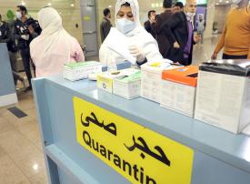 مصر: اكتشاف 12 حالة حاملة لفيروس كورونا من مخالطة لسائحة مصابة