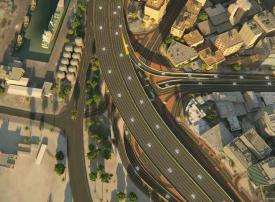 طرق دبي ترسي عقد تطوير تقاطع الصقر بكلفة 450 مليون درهم