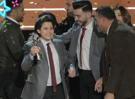 السوري رميح أحلى صوت في برنامج ذا فويس كيدز