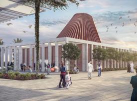 جناح إيرلندا وجهة ملهمة للضيوف بمعرض إكسبو 2020 دبي