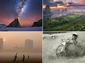 أبرز الصور المشاركة في جوائز التصوير العالمية من سوني