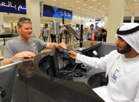 الإمارات توقف مؤقتا التأشيرات ابتداء من 17مارس الجاري