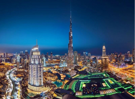 الإمارات الأولى عربياً في تقرير السعادة العالمي 2020