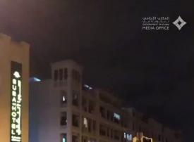 سكان منطقة فريج المرر في دبي يحيون جهود شرطة دبي