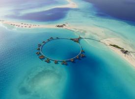 """اعتماد مواقع فنادق """"4"""" جزر وأصولها في مشروع البحر الأحمر"""