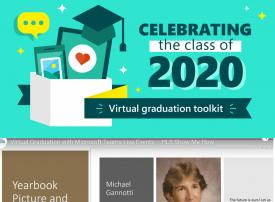 هكذا سيكون التخرج عن بعد من مايكروسوفت تيمز بما يصل لـ 20 ألف طالب