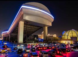 شاهد سينما السيارات اعتبارا من الأحد في مول الإمارات في دبي
