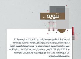 الإمارات: الإعلان اليوم عن نتائج طلبة الصف 12