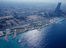 229 مليون ريال لتطوير الواجهة البحرية لمدينة جدة السعودية